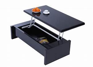 Table De Salon Ikea : table basse relevable ikea ~ Dailycaller-alerts.com Idées de Décoration