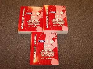 2011 Ford Fusion  U0026 Fusion Hybrid Service Manual