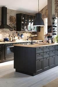Modeles Cuisine Ikea : cuisine ikea ilot la bar ~ Dallasstarsshop.com Idées de Décoration
