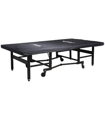housse pour table de ping pong depliee stiga silver