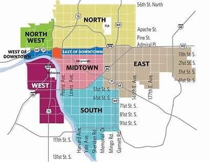 Tulsa Neighborhoods Boundaries Regional Graham Ginnie Identity