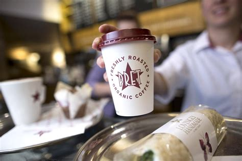 Pret A Manger staff give free coffee to their favourite ...