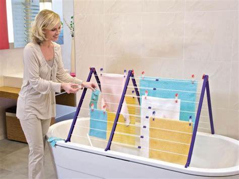 etendoir a linge baignoire des 233 quipements pratiques et performants pour faire s 233 cher linge 224 l int 233 rieur