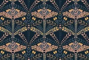 Motif Art Deco : feathers pattern people inspired by art deco motifs ~ Melissatoandfro.com Idées de Décoration