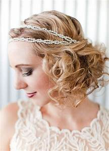 Elegant And Beautiful Bridal Hairstyles For Short Hair