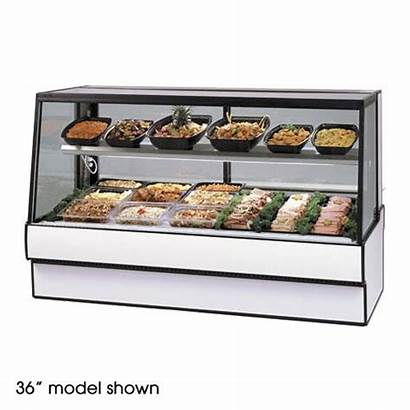 Deli Case Refrigerated Federal Display Volume Cases
