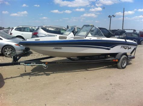 Used Fish And Ski Boats For Sale In Tennessee by Procraft Fish And Ski Boat For Sale