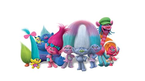 wallpaper trolls animation dreamworks animation
