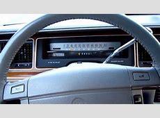 My 1990 Mercury Grand Marquis LS YouTube