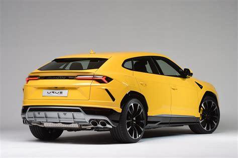 New Lamborghini Urus SUV revealed - pictures | Auto Express