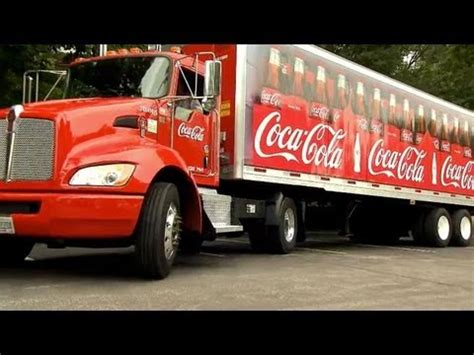 Cocacola Charges Forward With Hybrid Delivery Trucks