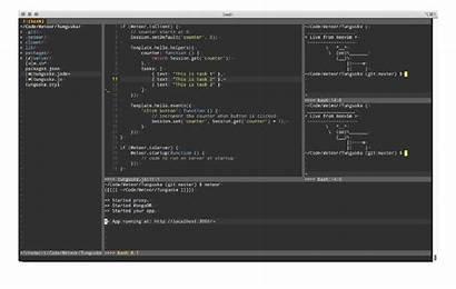 Linux Editor Neovim Code Vim Editors Inspired