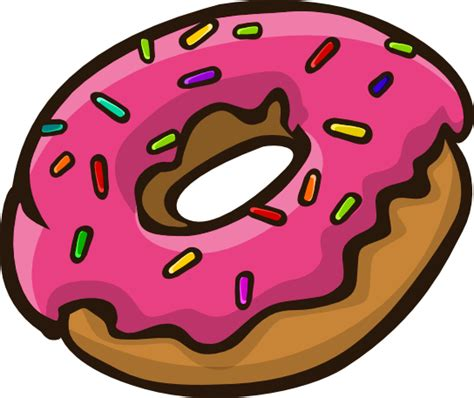 Donut Clipart Donut Doughnut Clipart The Cliparts Databases Clipartpost