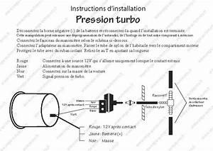 Branchement Manometre Pression Turbo : manom tre vega pression de turbo num rique 3 couleurs garantie 5 ans 10024 ~ Gottalentnigeria.com Avis de Voitures