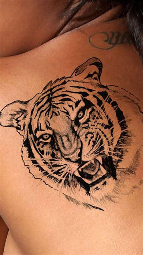 tiger tattoo designs  android apk