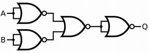 How To Draw A Nand Gate Using Only Nor Gates