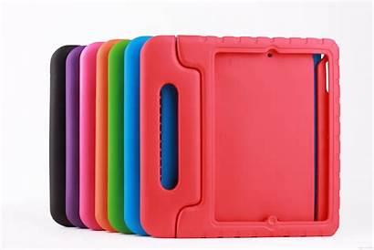 Ipad Case Bumper Handle Proof Hde Shock