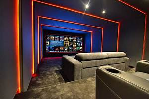 Finite Solutions Launch Redesigned Home Cinema Showroom in