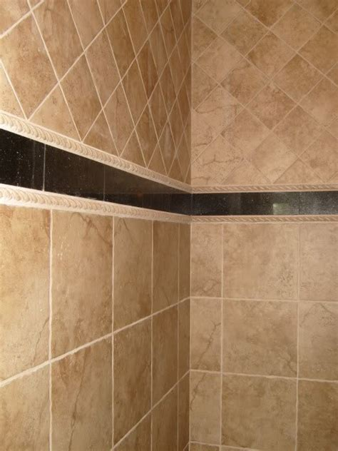 Shower Tile Ideas For Bathroom Remodel  I Like The Two