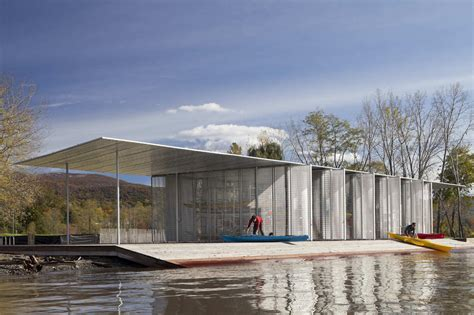 Boat Building School Canada by Gallery Of Hudson River Education Center And Pavilion