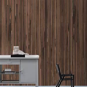 Tapeten In Brauntönen : hochwertige tapeten und stoffe vintage tapete digitaldruck nlxl timber strips tim 01 decowunder ~ Sanjose-hotels-ca.com Haus und Dekorationen