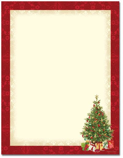 free christmas stationery printable stationery the image shop