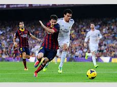 FC Barcelona v Real Madrid CF La Liga Zimbio