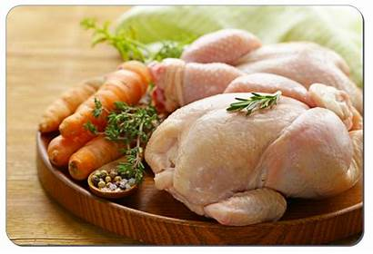 Poultry Chicken Raw Local Meat Fresh Butcher