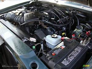 2002 Ford Explorer Sport Trac 4x4 4 0 Liter Sohc 12
