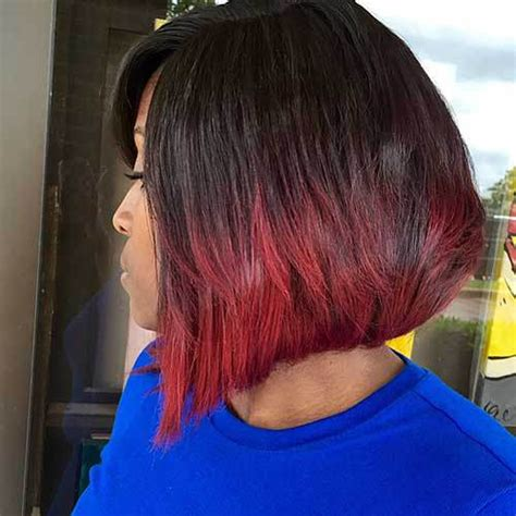 Hairstyles With Tips by 25 Inverted Bob Haircuts For Flawless Fashionistas