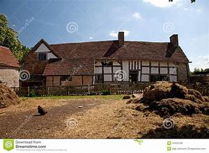 Mary Arden's Farm And House Royalty Free Stock Photos ...