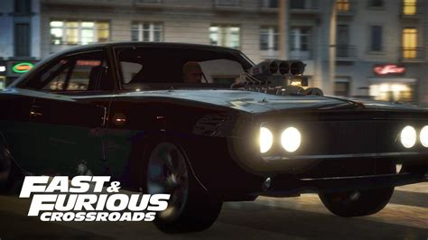 fast  furious crossroads announced coming  pc ps