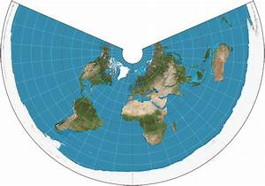 Equidistant Conic Projection