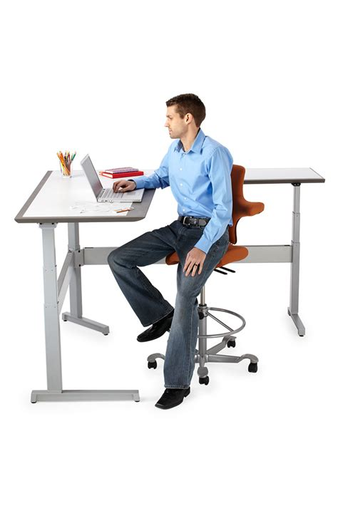 si鑒e assis debout ergonomique bureau debout assis bureau assis debout xbhm mettez votre chaise de bureau au placard travailler debout est bien meilleur pour votre sant