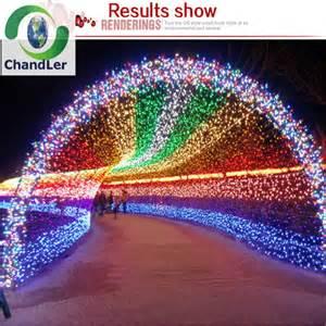 decoration led lights string outdoor 100m 600leds ac220v white warm white waterproof