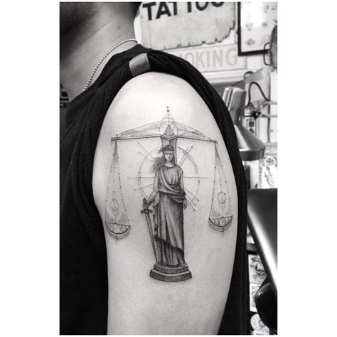 17 Best Ideas About Justice Tattoo On Pinterest Lady