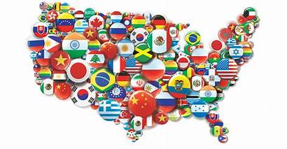 Diversity United States Cultural Flags Aurora Library