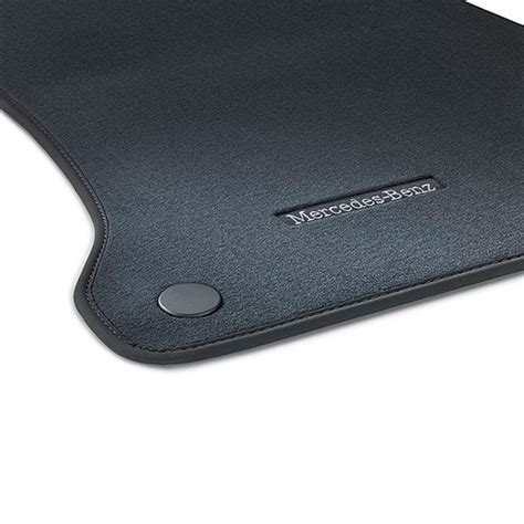 floor mats velours velours floor mats deep sea blue c class cabrio a205 genuine mercedes benz