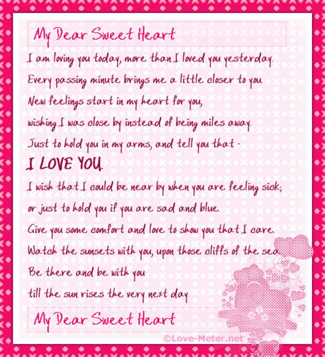 miracle  love love letters