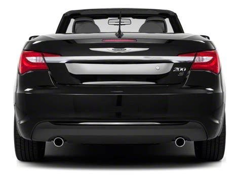 2011 Chrysler 200 Price by 2011 Chrysler 200 Convertible 2d Touring Prices Values