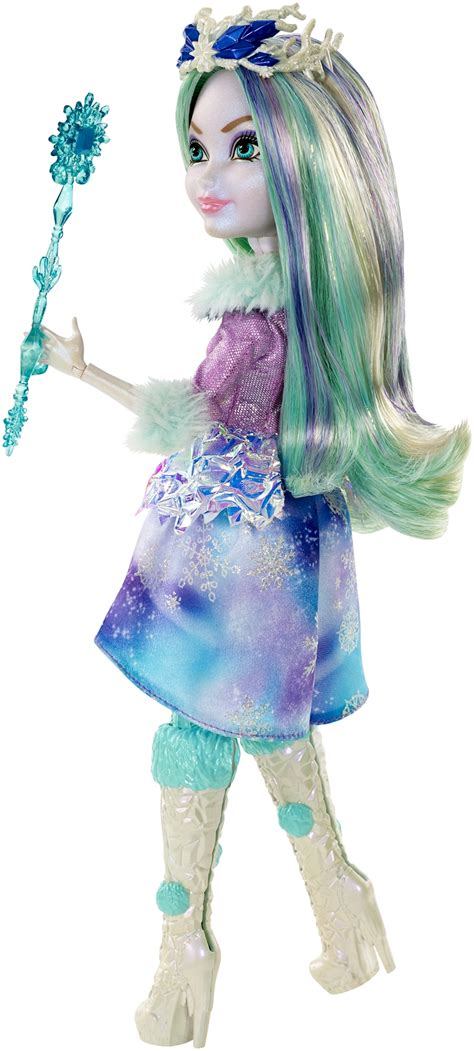 high epic winter crystal winter doll shop