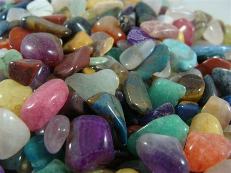 polished gemstones xtra small size 2 1 lb ebay