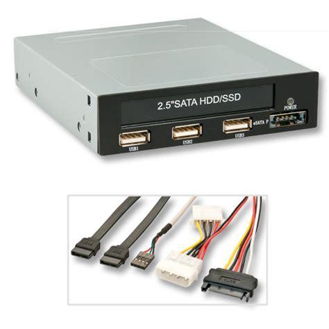 Porta Disk Interno - lindy 20967 modulo interno da 3 5 quot per hdd sata da 2 5