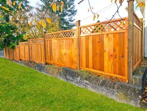 129 Fence Designs & Ideas [front & Backyard Styles