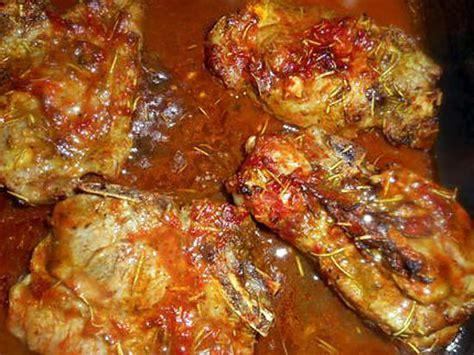cuisiner cote d agneau recette de cotes d agneau aux épices grillées au four