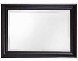Spiegel Schwarz : brescia spiegel mit modernem schwarzen rahmen ~ Pilothousefishingboats.com Haus und Dekorationen
