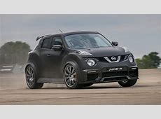 600bhp Nissan Juke R the baby SUV that ate a Nismo GTR