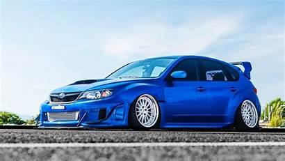 Subaru Wrx Impreza Wallpapers 4k 1080p Side