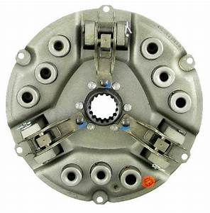 Pressure Plate Assembly For 656  664  666  686  2656  And