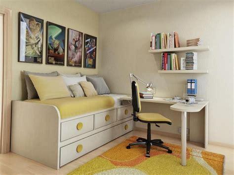 organising ideas  small bedrooms